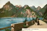 EIN PAAR SPAZIERT GEGEN SISIKON ++++ Ca.1915, Col AK - UR Uri