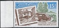 NOUV.-CALEDONIE 1994 - Yv. 656 ** SUP Bdf   - Liaison Postale Nouméa-Canala ..Réf.NCE12183 - Neufs