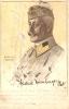 1927/A - Illustratore Da Identificare: Ritratto Di Militare - Cartoline