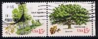 USA 1978, Michel #  O ZDr. - Trees