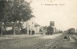 AULNAY. La Gare - Aulnay