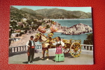 CALTANISSETTA  CARRETTO SICILIANO  COSTUME  VIAGGIATA COME DA FOTO ITALY ITALIE - Costumi