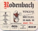 D56-154 Viltje Rodenbach - Sous-bocks