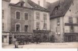 MARCIGNY (S ET L) PLACE DES HALLES (CAFE DU COMMERCE ET MAGASIN D'ARMES CYCLES AUTOS ) 1918 - Sin Clasificación