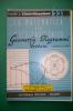 PEB/16 QUADERNI DI ELETTRIFICAZIONE N.23 Ed.Delfino/MATEMATICA PER L´ ELETTROTECNICO - GEOMETRIA, DIAGRAMMI, VETTORI - Matematica E Fisica