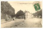 51 : Ste Menehould ,  Rond Point De La Gare ( Animée ).... - Sainte-Menehould