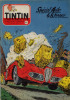 TINTIN JOURNAL 477 1957, SPECIAL AUTO, Vaillante Marathon (Jean Graton), Frégate Transfl., Vespa 400, Wapiti (Goscinny) - Tintin