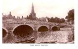BEDFORD - TOWN BRIDGE - Bedford