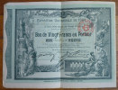 EXPOSITION UNIVERSELLE DE 1900 - Tickets - Vouchers