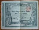 EXPOSITION UNIVERSELLE DE 1900 - Eintrittskarten