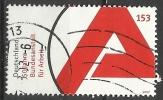 2002 Germania Federale - Francobollo Usato / Used - N. Michel 2249 - [7] Repubblica Federale