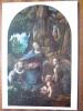 Leonardo Da Vinci Virgin Of The Rocks National Gallery London Art Postcard - Paintings