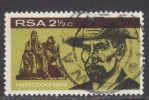 South Africa ~ J. Hertzog Monument ~ SG 273 ~ 1968 ~ Used - Unclassified
