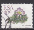 South Africa ~ 40c Defin./Cacti/Succulents ~ SG 664 ~ 1988-93 ~ Used - Unclassified