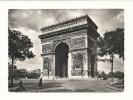 Cp, 75, Paris,  L'Arc De Triomphe - Arc De Triomphe