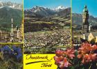Innsbruck, Tirol, Austria - Alpenzentrum Innsbruck - Austria