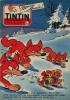 TINTIN JOURNAL 480 1958, Bonne Année, Calendrier 58 Détachable. James COOK, Porte-avion Clemenceau. Signor Spaghetti... - Tintin