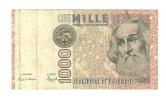Italie: Billet De 1000 Lire 1982, Marco Polo (11-1521) - 1000 Lire