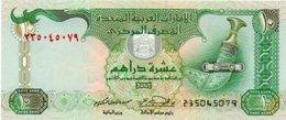 * UNITED ARAB EMIRATES - 10 DIRHAMS 2009 UNC - P NEW - Emirati Arabi Uniti