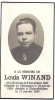 Avennes - Louis Winand - Déporté En Allemagne  + 14.1.1944 - Images Religieuses