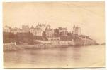 Bretagne Ille Et Vilaine 35 DINARD Photographie Originales Vue Des Villas Bord De Mer 1900 - Anciennes (Av. 1900)