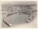 Loire-Atlantique ( 44) Saint-Nazaire Vue Aérienne De L'entrée Du Port 1946/48 Photographie Originale - Lieux