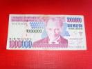 Billet De Banque Turque De 1000000 Br Milyon Turk Lirasi - Turchia