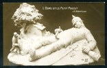 CPA. CARICATURE GUERRE 1914-18. Sculpt. Signée J.G. Achard. L'OGRE ET LE PETIT POUCET. - Patrióticos