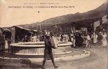 MARTINIQUE **  ST PIERRE LA FONTAINE ET LE MARCHE DE LA PLACE BERLIN - Martinique