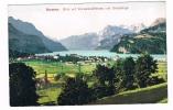 CH1043     BRUNNEN : Blick Auf Vierwaldstättersee Und Urnerberge - SZ Schwyz