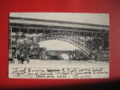 Subway Elevated & Riverside Viaduct--- Manhattan Street 125 Th Street   1908 Cancel-  === =  ===292 - New York City