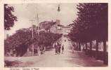 Chianciano(Siena)-Ingress o al Paese-1935