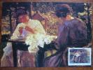 Oerder, Frans David  Ladies In A Garden  Pretoria Art Postcard - Peintures & Tableaux