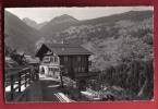 B713 Auberge Du Mont-Gelé Isérables. Non Circulé. Gyger 14337 - VS Valais