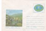 World Tourism Conference Manila 1980 Cover Stationery Entier Postal Unused  Romania. - Holidays & Tourism