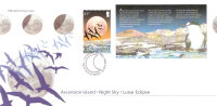 2004 ASCENSION BIRDS SOOTY TERNS FDC FIRST DAY COVER - PRISTINE - Oiseaux
