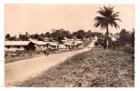 ABIDJAN COTE D' IVOIRE ( LE VILLAGE D' ADJAME )  1950 - Côte-d'Ivoire