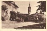 155. NOE : Place De La Loge - RARE CPA - Marcel Pandariès Toulouse - France