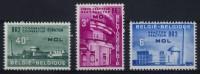 Du N° 1195 Au N° 1197 De Belgique - X X - ( E 726 ) - - Atomo