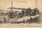L ARC CONTRE TORPILLEUR LE LAVAGE - Warships