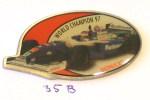 WORLD CHAMPION 1997 F1 RENAULT ROTHMANS,  SONAX  - Race Formula 1, Automobile Motoring - Automovilismo - F1