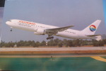 B 767      POLYNESIAN   AIRLINE OF SAMOA    C FMWP - 1946-....: Ere Moderne