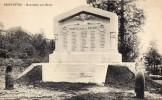 ST SEVER - MONUMENT AUX MORTS - France