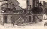 79 NIORT - Les Halles - Le Donjon - Coulonges-sur-l'Autize