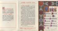 Devotie Paus Pius XII Heilig Jaar 1950 - Santini