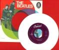 BEATLES Sp JUKE BOX USA - Vinyle BLANC  *HARD DAY'S NIGHT +1* - Collectors