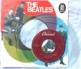 BEATLES Sp JUKE BOX USA - Vinyle TRANSPARENT  *I WANT TO HOLD YOUR HAND+1* - Collectors