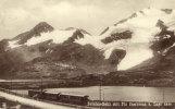 Bernina-Bahn Mit Piz Cambrena U. Lago Nero - Suisse