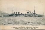 """BATEAUX - MARINE DE GUERRE - Le Croiseur Cuirassé """"EDGARD QUINET"""" - Guerra"""