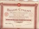 BELGE CINEMA - Cinéma & Théatre